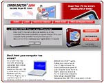 Error Doctor - Scan your PC right now to see if your PC is infected with errors and fix them before it's too late!